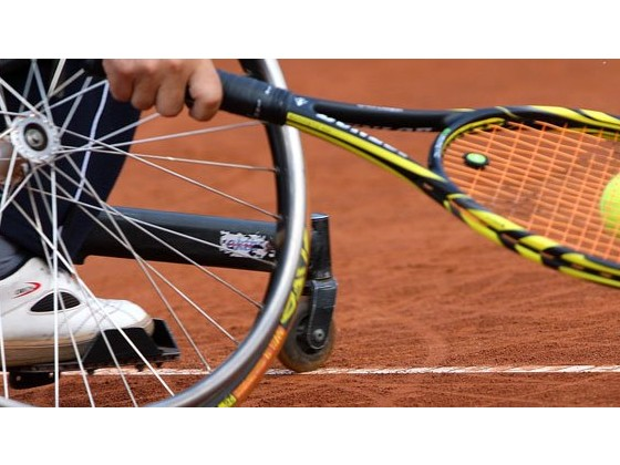 VINCI Wheelchair Czech Open 2017