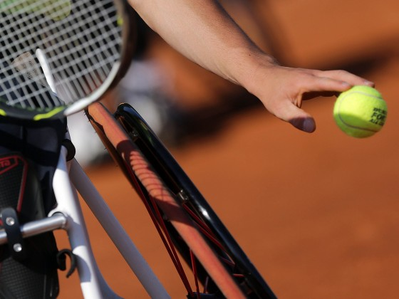 VINCI Wheelchair Czech Open 2016